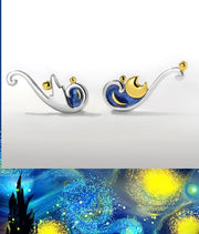 Van Gogh: The Earrings - Braceletts.eu