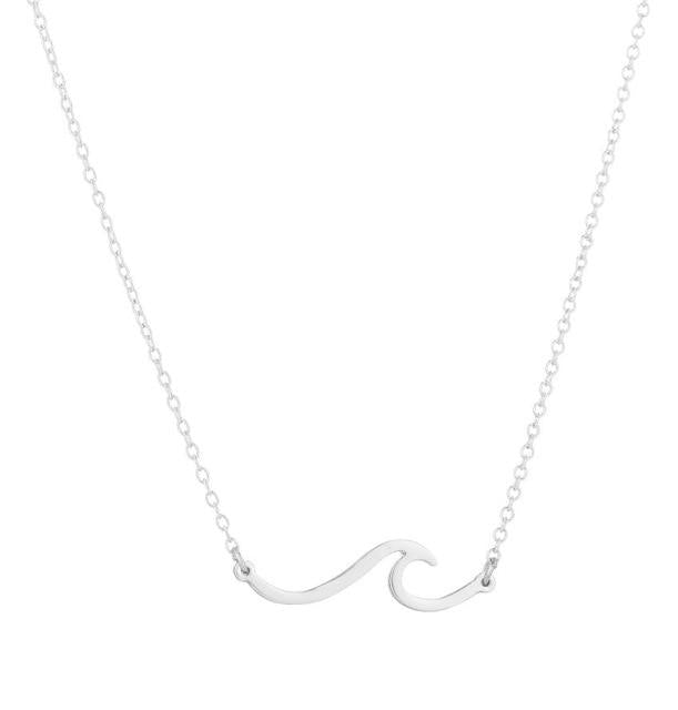 Wave Necklace - Braceletts.eu