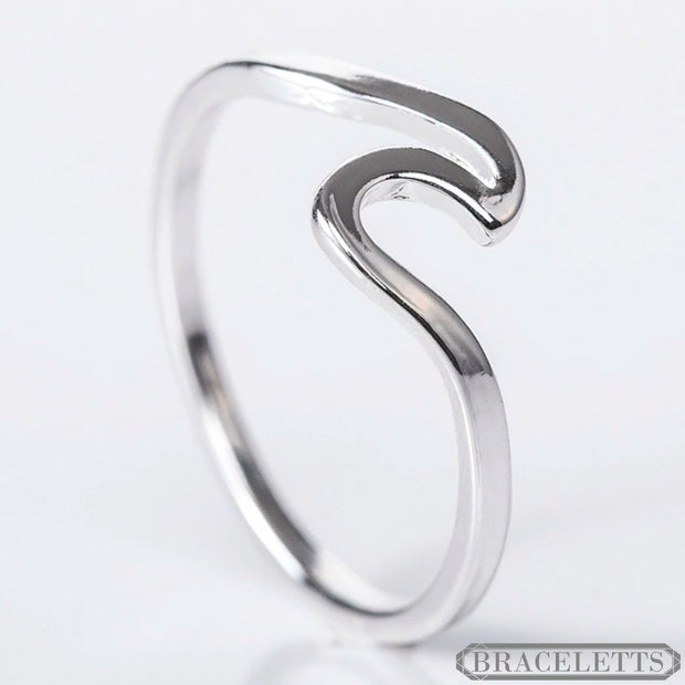 Wave ring - Braceletts.eu