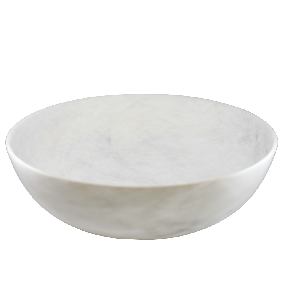 Chand large marble bowl