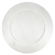 Load image into Gallery viewer, Large Marble Plate Hand Turned 30cm