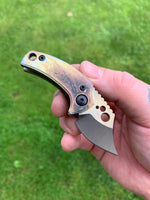 Wasp friction folder