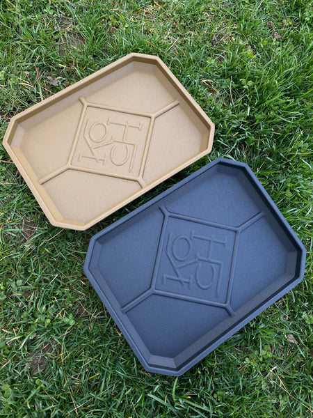 Kydex EDC Valet trays