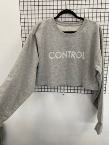 Control Cropped Jumper