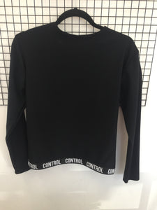 Long Sleeve Control Top