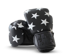 Load image into Gallery viewer, Unit Nine Black Boxing Gloves
