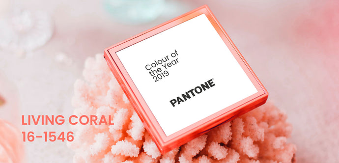 Pantone colour of the Year 2019