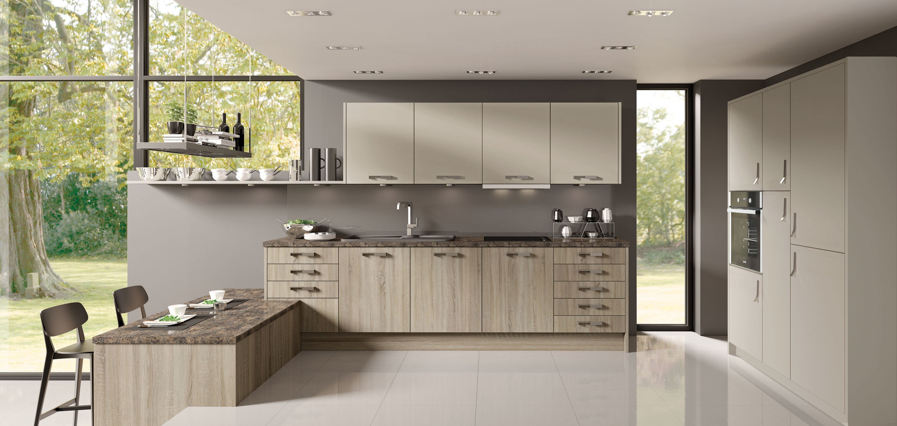 Tempo Grey Bardolino Oak