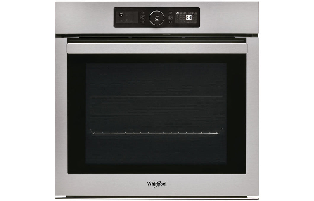 Whirlpool AKZ9 6270 IX B/I Single Pyrolytic Oven - St/Steel