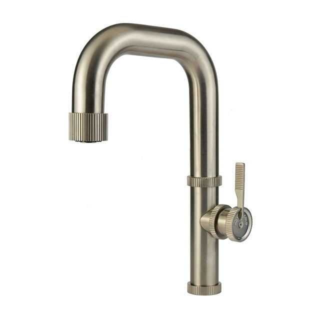 FIREHOUSE | Kitchen mixer tap with pull out shower