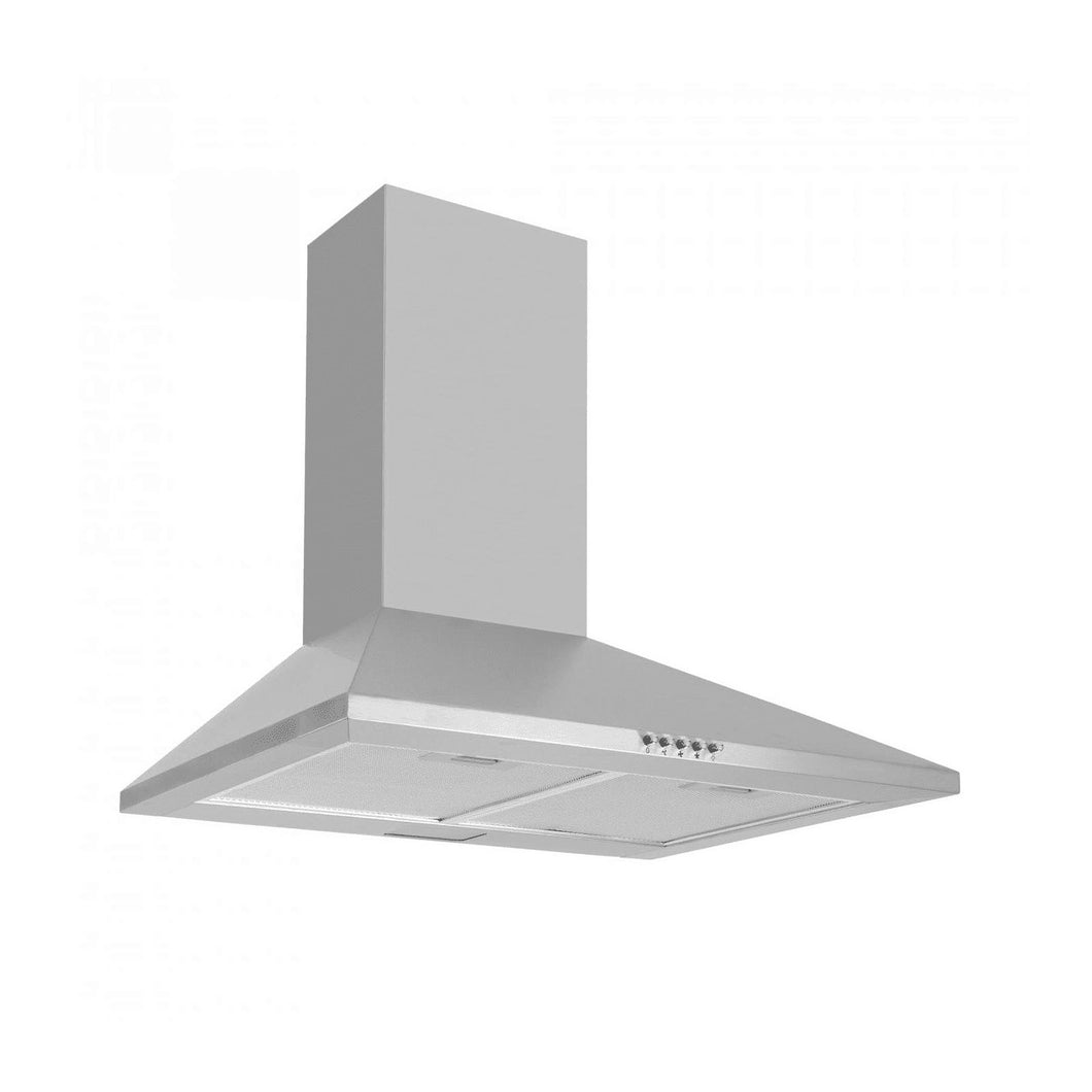 CAPLE | 600mm Wall mounted chimney hood - Bathroom Trend