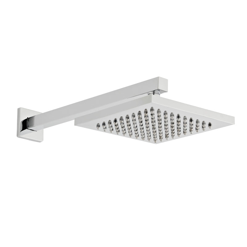 Cube fixed overhead drencher - Bathroom Trend