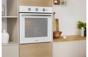 Indesit IFW 6230 B/I Single Electric Oven