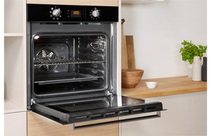 Indesit IFW 6340 B/I Single Electric Oven
