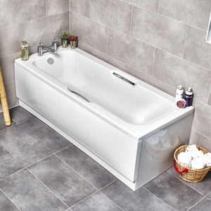 Alpha gripped bath - Bathroom Trend