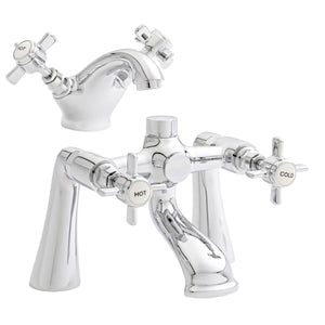 Klassique collection basin taps and bath mixer sets - Bathroom Trend