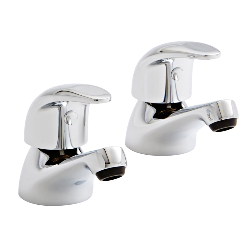 Koral bath taps - Bathroom Trend