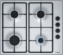 Load image into Gallery viewer, BOSCH | Stainless Steel 4 Gas Cooker Hob - Bathroom Trend