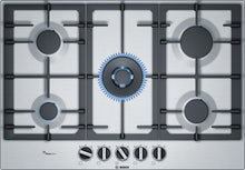 Load image into Gallery viewer, BOSCH | Stainless Steel 5 Gas Cooker Hob - Bathroom Trend
