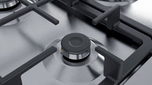 Load image into Gallery viewer, BOSCH | Stainless Steel 5 Gas Cooker Hob Inc Wok Burner - Bathroom Trend
