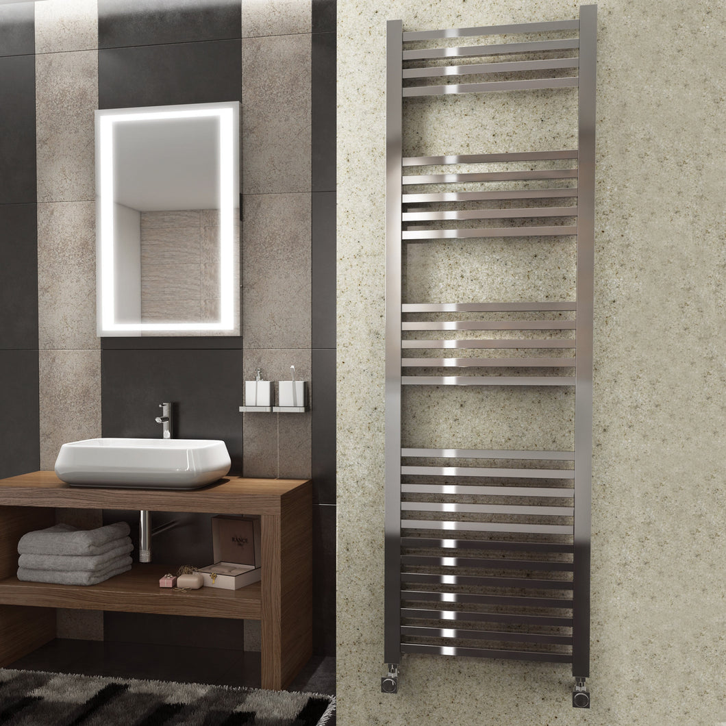 K squared designer heated towel rails - Bathroom Trend