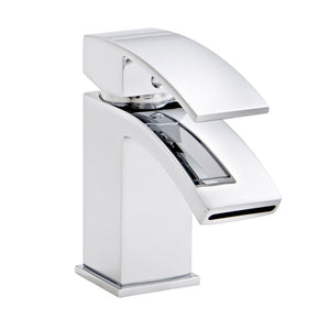 Flair mono basin mixer - Bathroom Trend