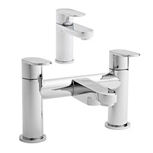 Load image into Gallery viewer, Logik collection basin taps & bath mixer sets - Bathroom Trend