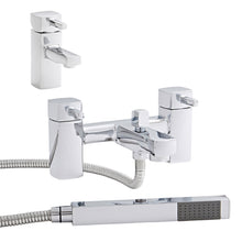 Load image into Gallery viewer, Mode collection basin taps and bath mixer sets - Bathroom Trend