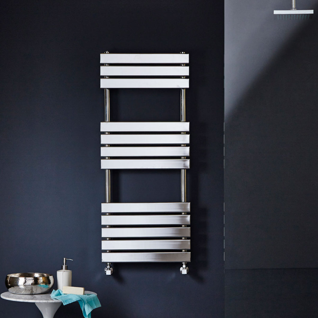 Toledo Stainless Steel Towel Rail - Bathroom Trend