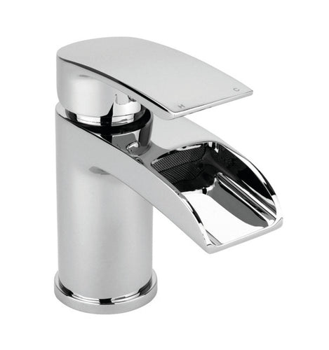 Merion | Single lever mono basin mixer (waste not included)