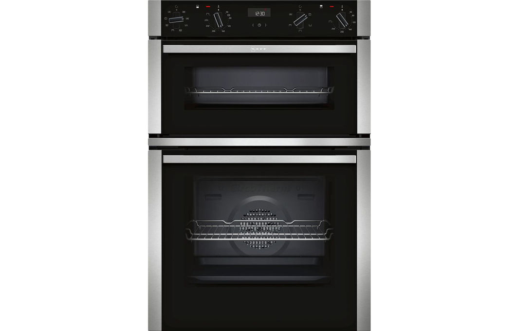 Neff N50 B/I Double Electric Oven
