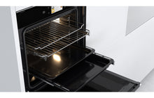Load image into Gallery viewer, Whirlpool W11I OM1 4MS2 H B/I Single Electric Oven - Black