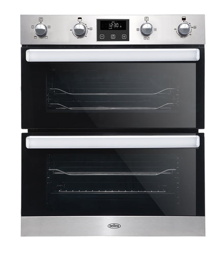 BELLING | Integrated Double Oven 70cm - Bathroom Trend