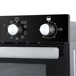 BELLING | Integrated Double Oven with Bluetooth Connectivity 90cm - Bathroom Trend