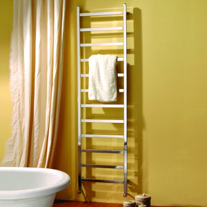Connecticut Stainless Steel Designer Towel Rail - Bathroom Trend
