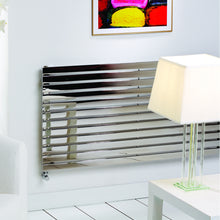 Load image into Gallery viewer, Florida Stainless Steel Designer Radiator - Bathroom Trend