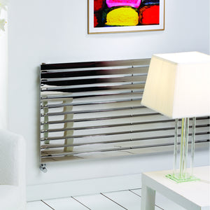 Florida Stainless Steel Designer Radiator - Bathroom Trend
