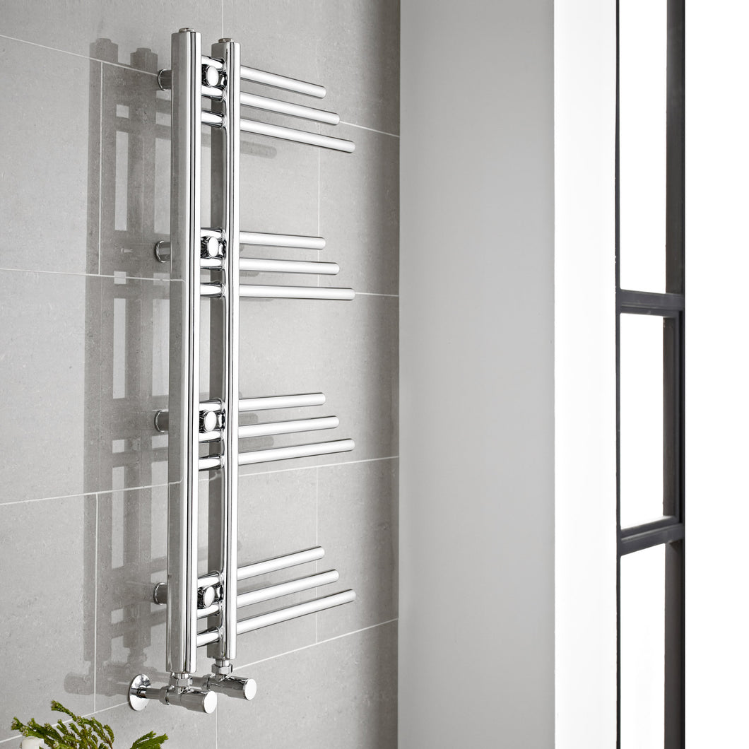 New york designer heated towel rail - Bathroom Trend