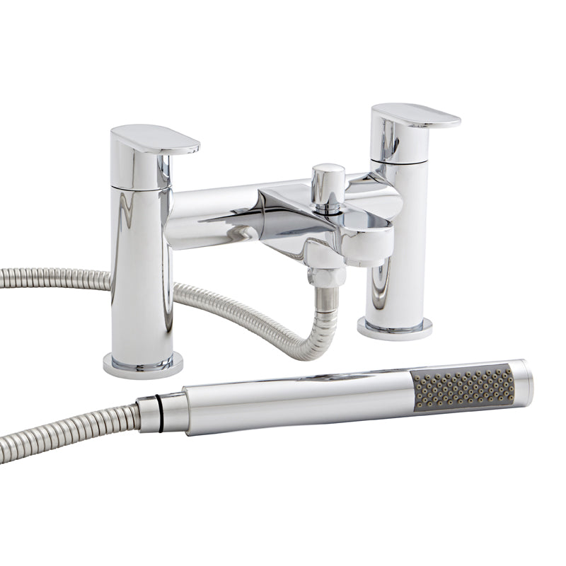 Logik bath shower mixer - Bathroom Trend