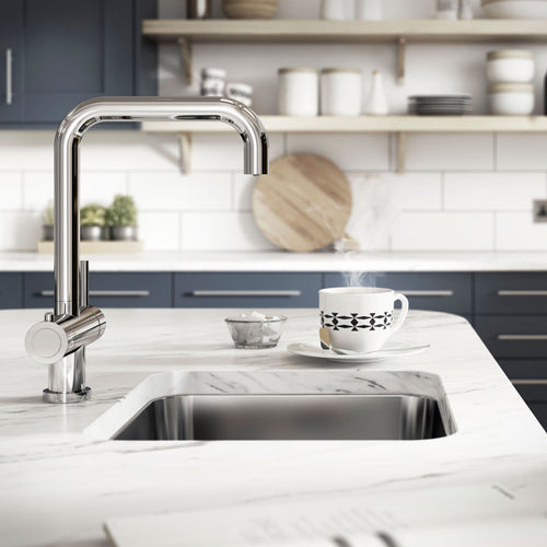 Scott & James | 3 in 1 Instant Boiling Water Tap | WRAS Approved - Bathroom Trend