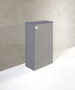 Options 500mm WC Unit complete with concealed cistern - Bathroom Trend