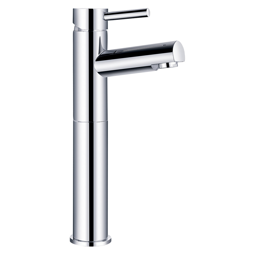 Plan hi-rise mono basin mixer - Bathroom Trend