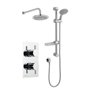 Plan thermostatic shower collection - Bathroom Trend