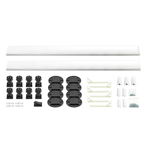 Riser kit for rectangle and square stone shower trays - Bathroom Trend
