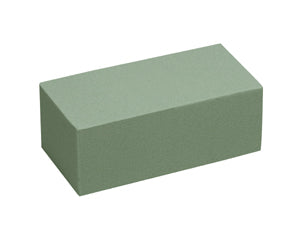 SAHARA® II Dry Foam Brick, Green, 20 case