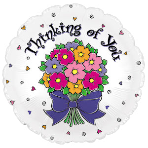"18"" Thinking of You Balloon"