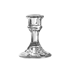 "4"" Candlestick - Crystal"