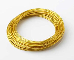 OASIS™ Aluminum Wire, Gold