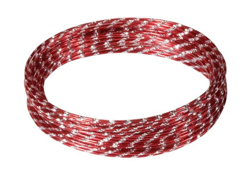 OASIS™ Diamond Wire, Red