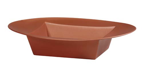 ESSENTIALS™ Oval Bowl, Copper